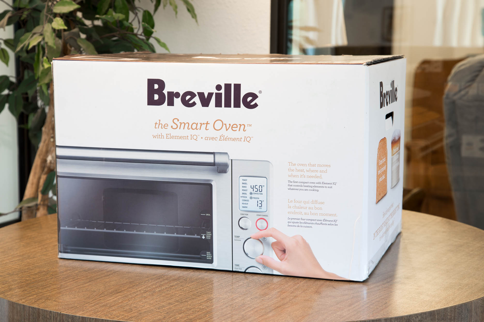 review reviews img breville oven smart toaster